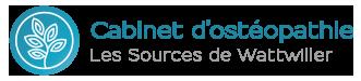 Cabinet d'Ostéopathie Haut-Rhin Logo